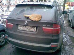 Novo limpador de parabrisas da BMW