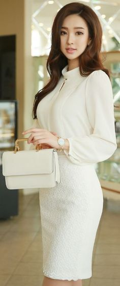 Weißes Kleid aus Spitze Etui...Perfekt zum Standesamt