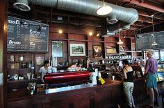 Zoka Coffee Roasters, Seattle