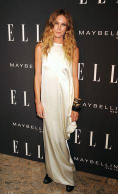 Erin Wasson - Celebs at the Elle Fashion | Next - Spring 2013 Mercedes-Benz Fashion Week
