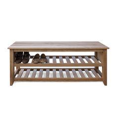 Slatted Shelves, Wall Shelves, Shelving, Raw Wood, Solid Wood, Wall Shoe Storage, Wooden Shoe Racks, Wooden Sofa, Slat Wall