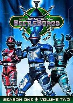 This volume of BIG BAD BEETLEBORGS picks up as Drew, Jo, and Roland race to stop Vexor and his horde of Magnavors , who were accidentally unleashed when the kids discovered their superpowers.