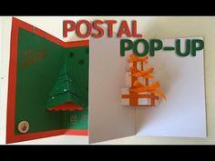 Postal pop-up 3D   Tic-Tac Truco