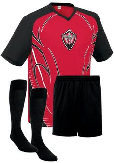 Phoenix Soccer Package. Available in 21 colors, great Soccer Uniform Package for your team, club or league.