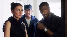 Still of Timothy Hutton, Gina Bellman and Aldis Hodge in Leverage (2008)