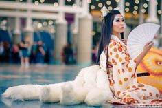 Cosplay Blog — (Left to right on the last photo) Ninetails,...