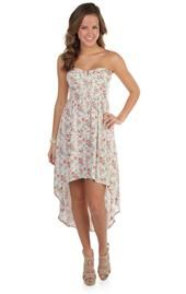 High Low Summer Dresses   DebShops.com