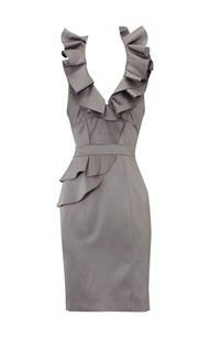 Bridesmaid Dress (with sleeves)