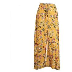 Alie Floral Bohemian Summer Skirt ($33) ❤ liked on Polyvore featuring skirts, white knee length skirt, floral print skirt, checkerboard skirt, bohemian skirts and summer skirts