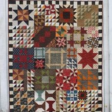 Here is the 2013 Free Online Quilt Sampler.