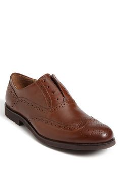 oxfords with an edge ;)