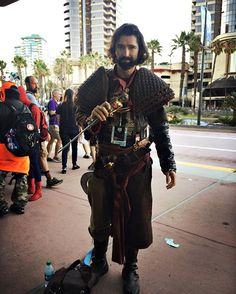 #sdcc2016 #cosplayer #cosplay #gameofthrones #got #comiccon #sdcc