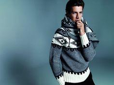 """Así, el modelo barcelonés elige de esta colección """"un abrigo largo azul marino de lana con un corte excelente y un traje de lana gris claro con un jersey de cuello vuelto gris, todo en monocolor"""". http://www.ropachula.es/blog/w/oriol-elcacho-imagen-de-la-nueva-temporada-de-emidio-tucci-134.html #famosos #moda #maculina #modamasculina #tendencias #ropa #prendas #ropaonline #comprar #barato #tiendalinea #fashion #diseño #fashionblog #barcelona #mercadillo #trendy #estademoda…"""