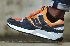 SAUCONY GRID 9000 SPICE COLLECTION | Sneaker Freaker