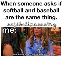 21 Ideas For Basket Ball Funny Humor Hilarious Softball Softball Players, Girls Softball, Fastpitch Softball, Softball Stuff, Softball Cheers, Softball Crafts, Softball Things, Baseball Mom, Softball Bows