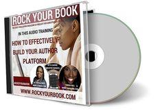 "RT @RockYourBook1 #Audio #RockYourBook Training! ""How To Effectively Build Your Author Platform"" #PreBlackFriday http://selz.co/1KNzz5b"