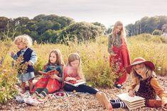 SÉRIE MODE : FLEA MARKET Photos : Gemma Booth Style : Emma MacFarlane