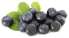 Blueberries have a rockstar reputation among fruits; they are an excellent source of vitamins C and K, and are among the fruits highest in antioxidant power