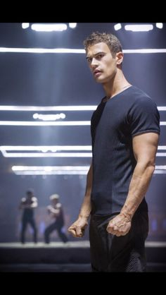 Theo James - Four #Divergent