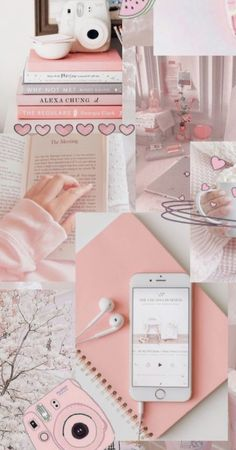 Pink Wallpaper Girly, Purple Wallpaper Iphone, Emoji Wallpaper, Iphone Background Wallpaper, Galaxy Wallpaper, Wallpaper Desktop, Girl Wallpaper, Disney Wallpaper, Wallpaper Quotes