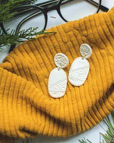 Nube Statement earrings by Malaforma
