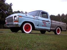 Rat Rod project \m/ - Ford Forum - Community of Ford Truck Fans 1979 Ford Truck, Old Ford Trucks, Pickup Trucks, F100 Rat Rod, Classic Ford Trucks, First Time Driver, Shop Truck, Best Car Insurance, Ford F Series