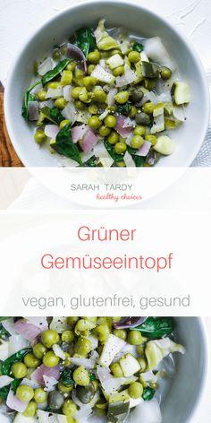 Pinterest gruener Gemueseeintopf Sarah Tardy