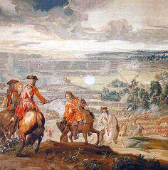 Duke of Marlborough Battle of Malplaquet