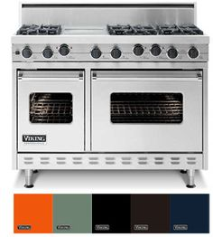 Package V5 Viking Appliance Package 5 Piece Luxury