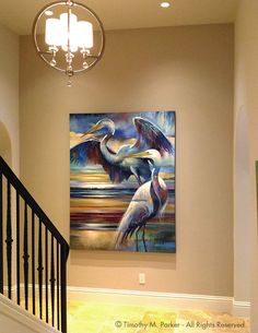 Custom Original Art - Naples FL