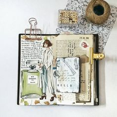 Bullet journal art, book journal, travel journal pages, journal layout Travel Journal Pages, Art Journal Pages, Travel Journals, Moleskine, Bullet Journal Art, Journal Layout, Art Challenge, Photo Instagram, Smash Book