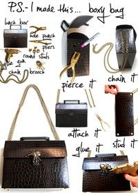 DIY HANDBAG http://www.duitang.com/album/33065/?from=detail_right