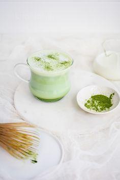 Green Tea Latte   @KiranTarun http://kirantarun.com/food