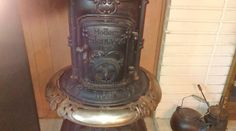 Modern Glenwood Oak No 12 Parlor Stove 1906