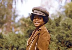 vintage everyday: Michael Jackson: Intimate Photos From the King of Pop's Teenage Years