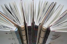 Modified sewn board binding