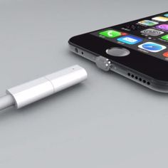 Apple-like #MagSafe for your #iPhone or #Android is finally here!  The $9 ZNAPS (@znapsnet) adapter is currently being funded on @Kickstarter. The project has already raised more than 1000% of its $92,500 goal, with 21 days to go.