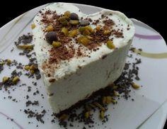Fresh woodruff cheesecake. Prepared fast and simply. (Frischkäseschnitte - schnell und einfach zubereitet)