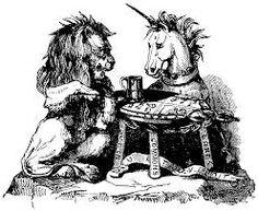 lion and unicorn - Google Search
