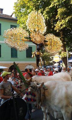 Processione per Sant'Agostino