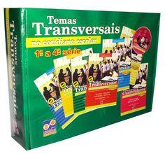 Coleção Temas Transversais no Cotidiano Escolar 1ª a 4ª série - ISBN