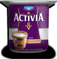 Yogurt Entero de Chirimoya #Activia #Chile
