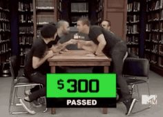 all time low on silent library (gif) I REMEMBER WHEN THIS CAME ON TV and then my band obsession started...
