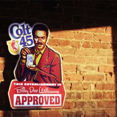 Billy Dee Williams approved