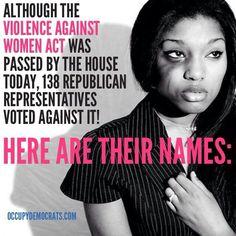 Shameful Republicans