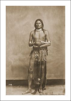 Wolf Voice a Cheyenne Warrior By L.A Huffmann Date 1878 Native American Images, Native American Tribes, Native American History, American Indians, American Art, Native Americans, American Quotes, American Symbols, American Women