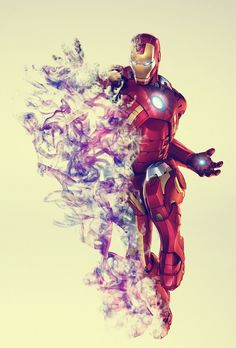 Genius billionaire inventor, industrialist, and CEO of Stark Industries Tony Stark builds an armored suit and becomes the armor-clad superhero named Iron Man. Marvel Comics, Marvel Art, Marvel Heroes, Marvel Avengers, Ironman Tattoo, Marvel Tattoos, Iron Man Art, Mundo Marvel, Iron Man Wallpaper