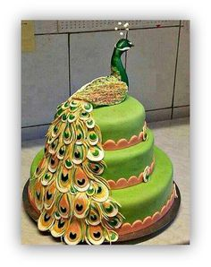 Cake Designs on Pinterest Wedding Cake Designs ...