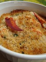 Lazy Lobster Leftovers from A Couple in the Kitchen. Click through for recipe. Lazy Lobster Recipe, Leftover Lobster Recipe, Lobster Casserole Recipe, How To Cook Lobster, Lobster Recipes, Casserole Recipes, Baked Lobster Tails, Grilled Lobster, Leftovers Recipes