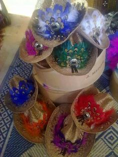 Collection chapeaux country